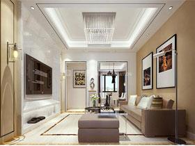 凤景湾120平户型设计案例