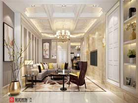 凤岭新新家园130平bwin网页版手机登录案例