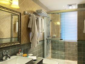 卫浴间干湿分离的好处是什么?