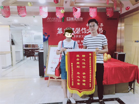 南宁新利18全站公司推荐:星艺装饰 服务周到 尽心尽责 精心设计 手艺精湛
